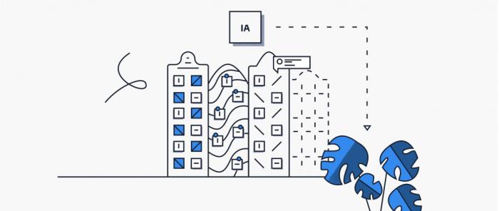 Information architecture development