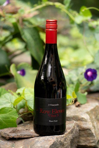 2018 Row Eleven Vinas 3 Pinot Noir