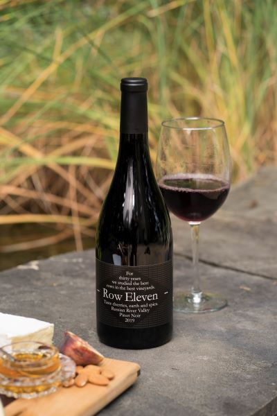 2019 Row Eleven Russian River Pinot Noir