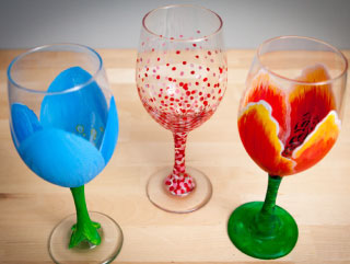 Glass Uncorked class