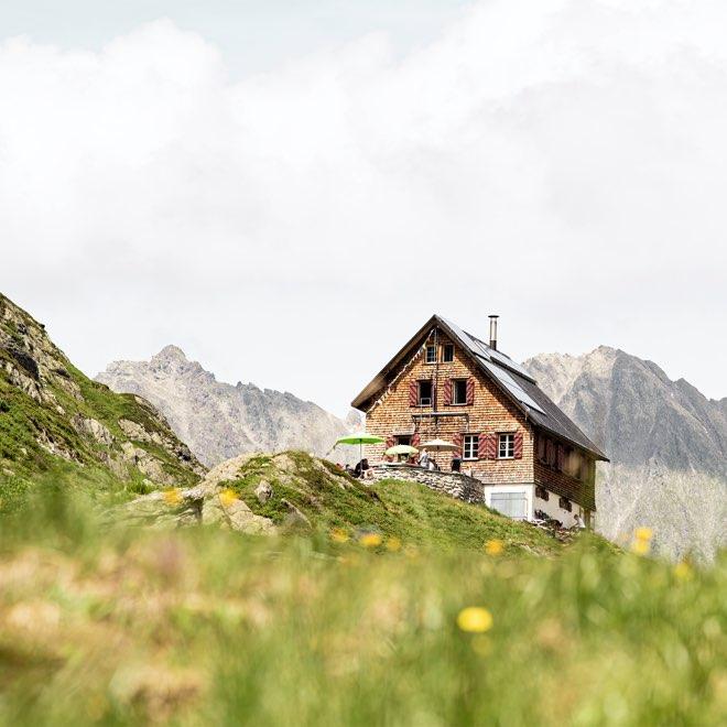 Andreas Beugger auf Instagram – Gaulihuette