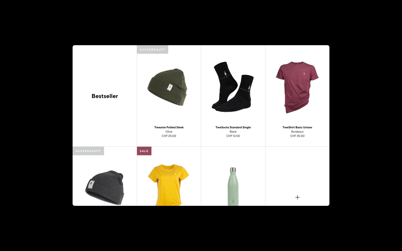Nikin Online-Shop Home