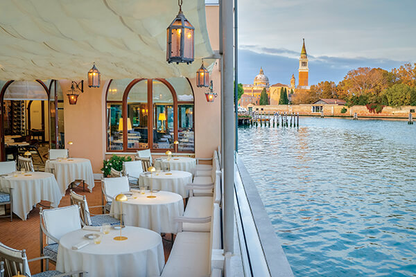 Old-world glamour meets modern comfort at Belmond Hotel Cipriani in Venice, Italy