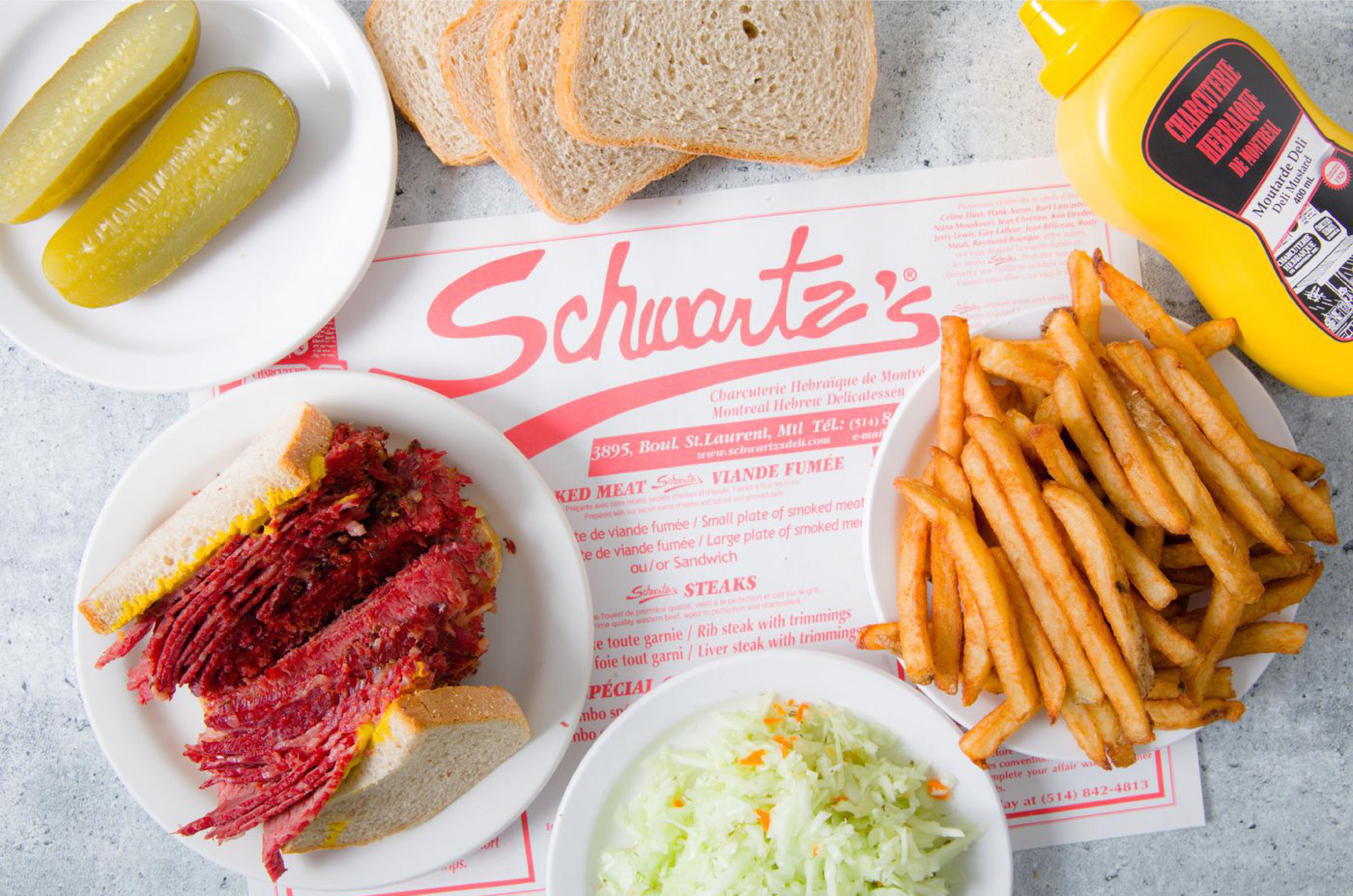 Eat your way through: Montréal