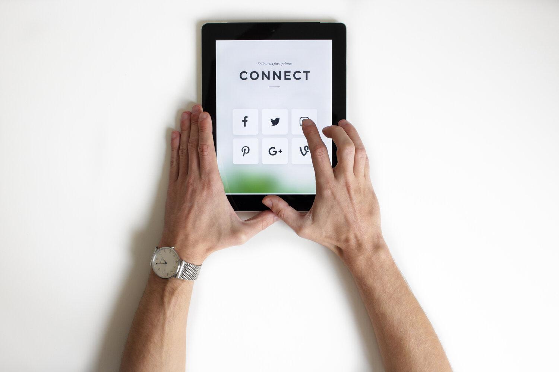 social media platforms self-service