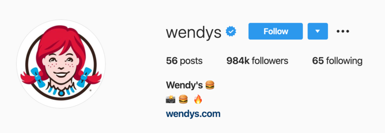 Wendys twitter self-service