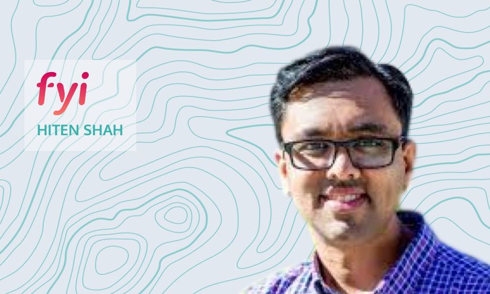 Building better products using intentional experiments with FYI's Hiten Shah