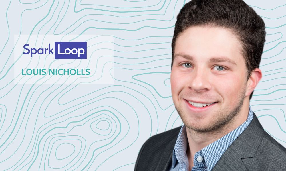 Why sales is all about creating customer value with Spark Loop's Louis Nicholls