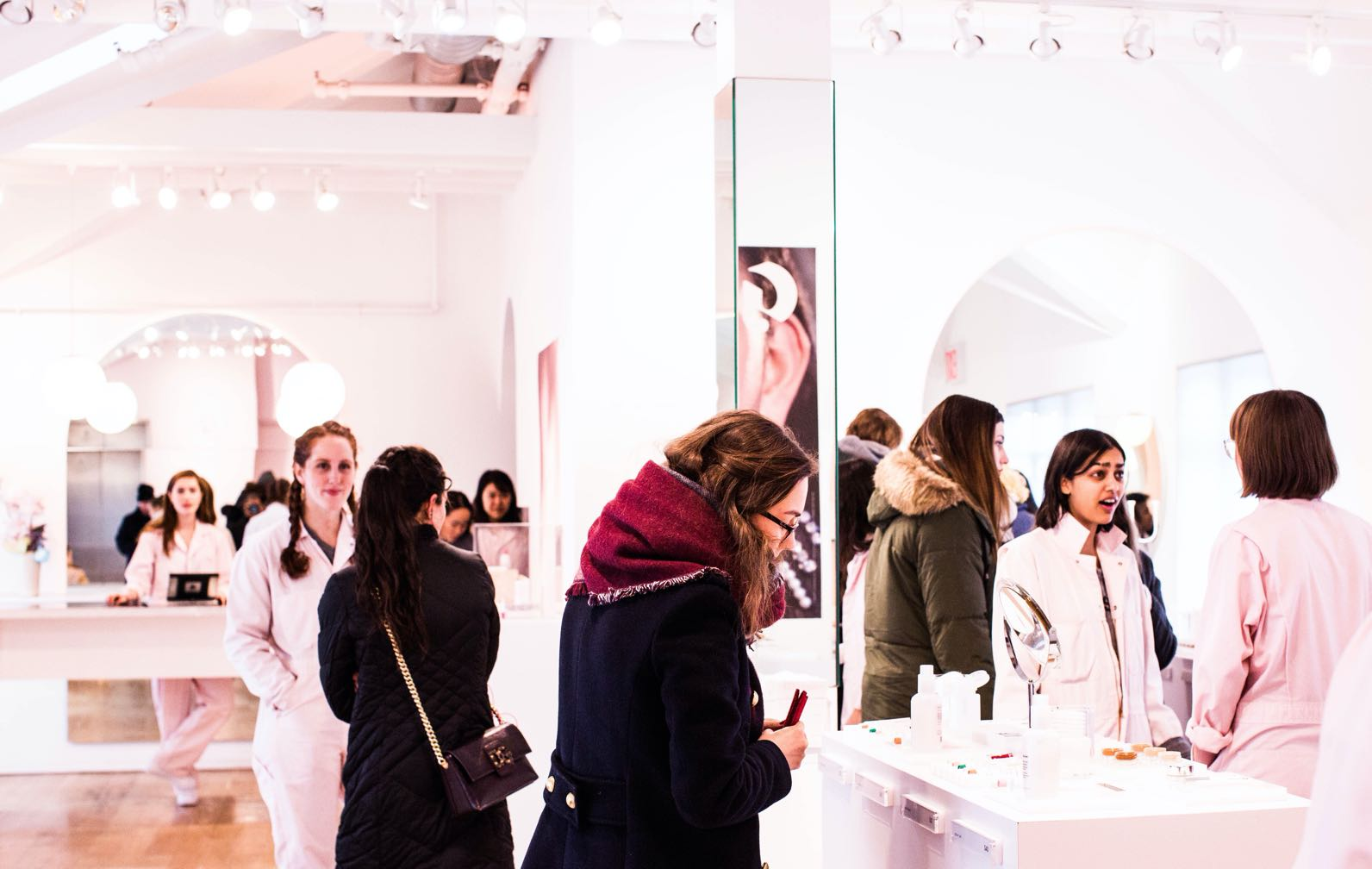 How Glossier reached triple-digit annual revenue: customer feedback loops and a BFF brand