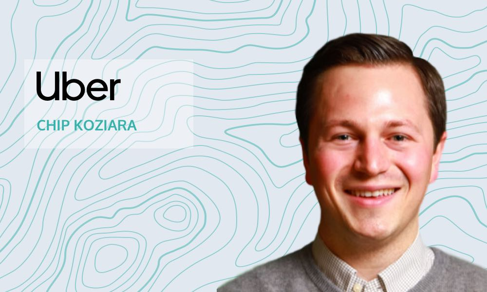 Data driven decision making with Uber Eat's Chip Koziara