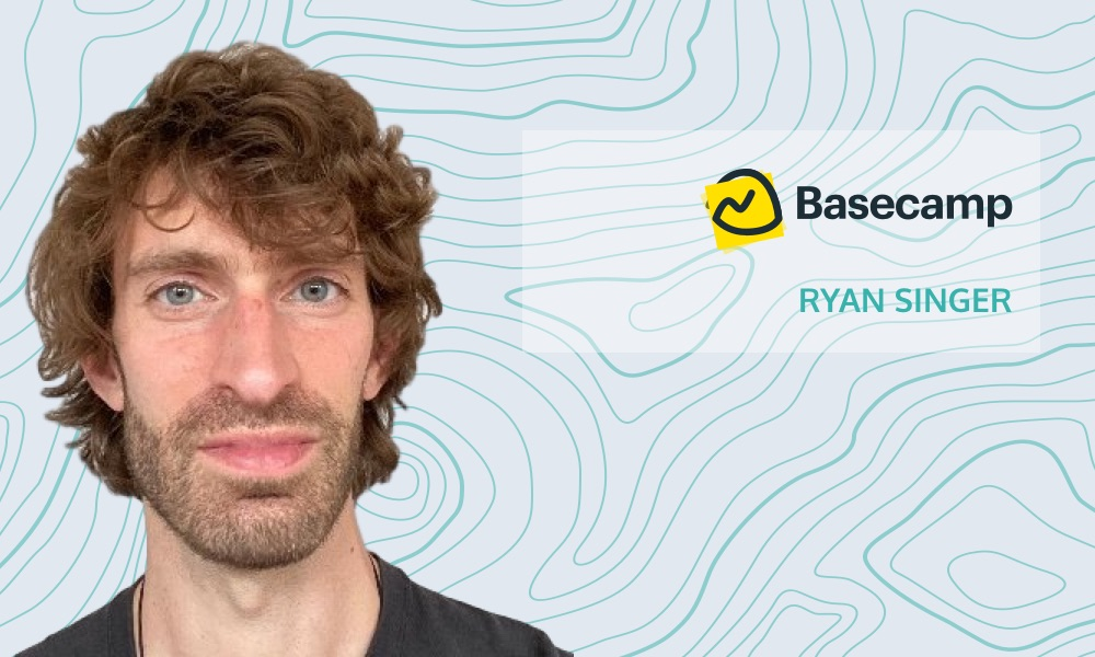 Shaping strategy with Basecamp's Ryan Singer