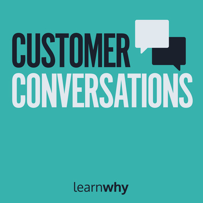 Customer Conversations Podcast Cover
