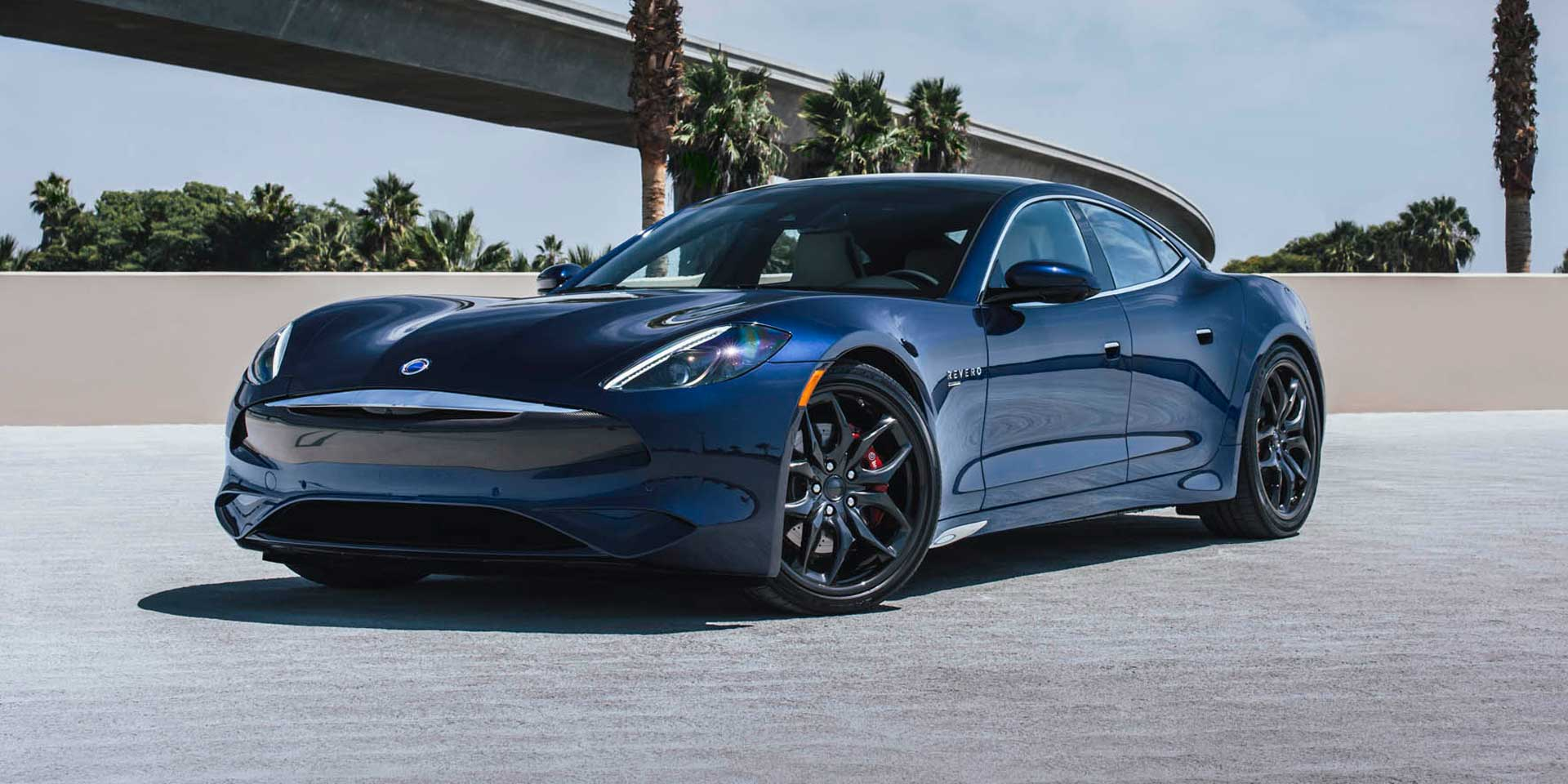 2020 - Karma - Revero - Vehicles on Display | Chicago Auto Show
