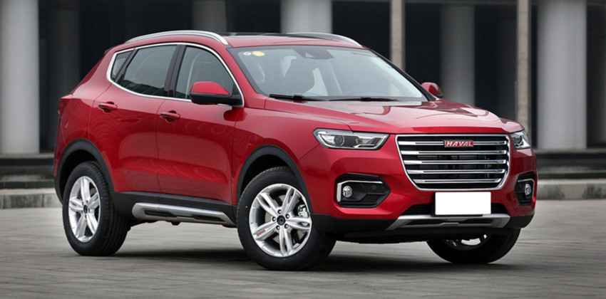 Haval revealed 2018 H4, mid-size SUV exclusive to the Chinese market