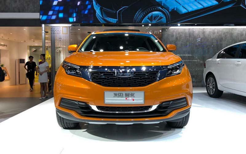 Qoros Auto's New SUV, The Qoros 5S Starts to Presale in China ...