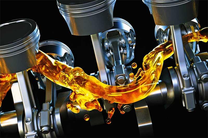 Công dụng của dầu nhớt ô tô