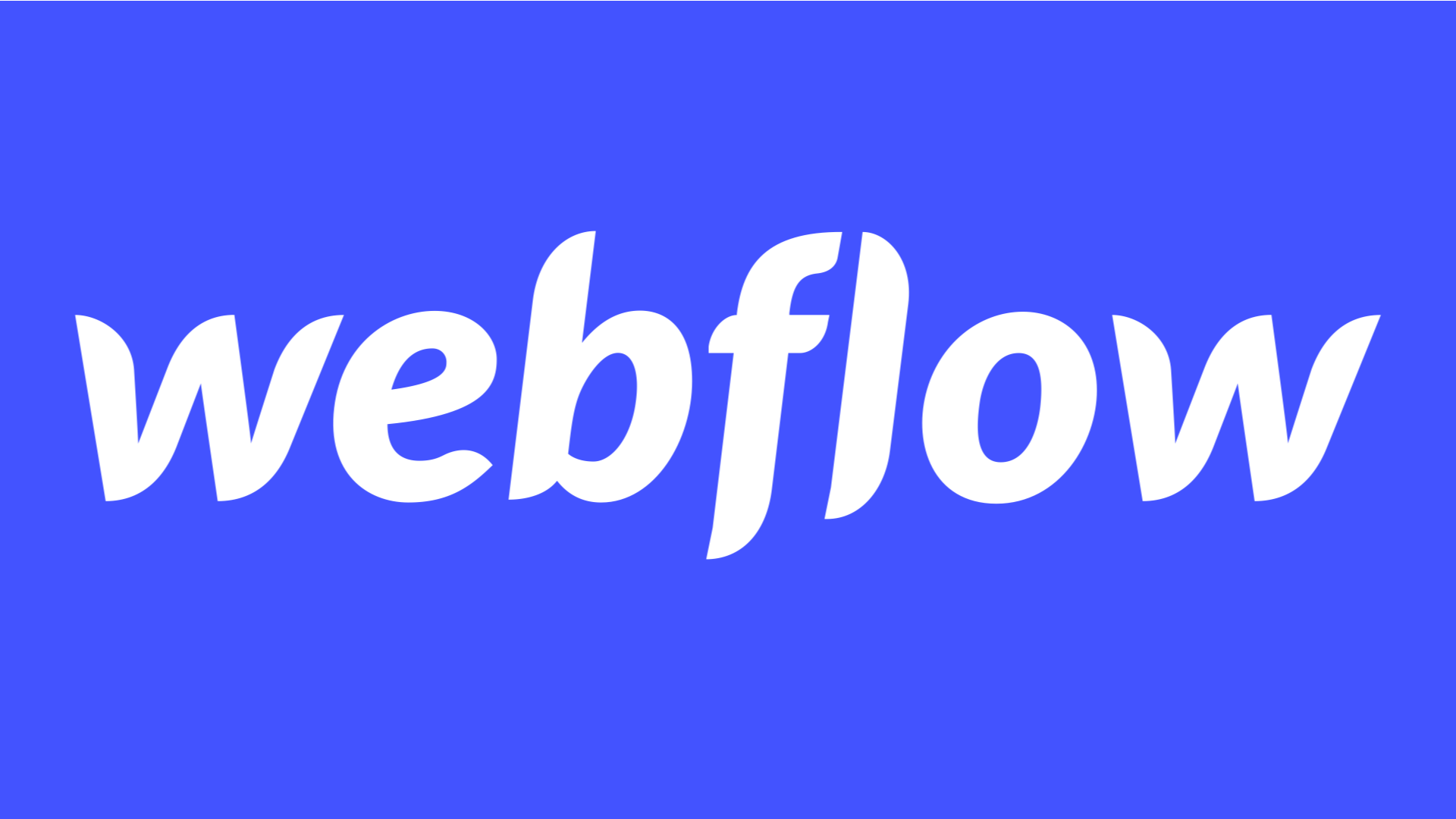 Who is Webflow For?