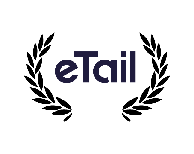 Winner eTail Award 2019