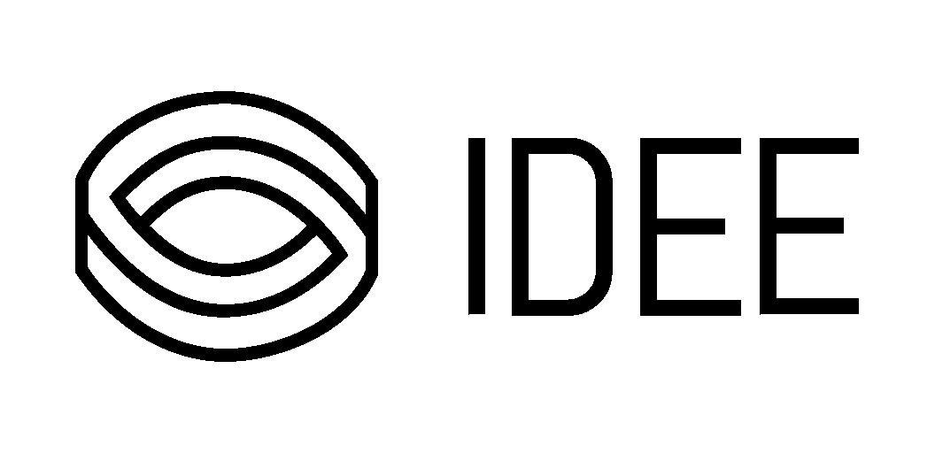 IDEE Logo Black
