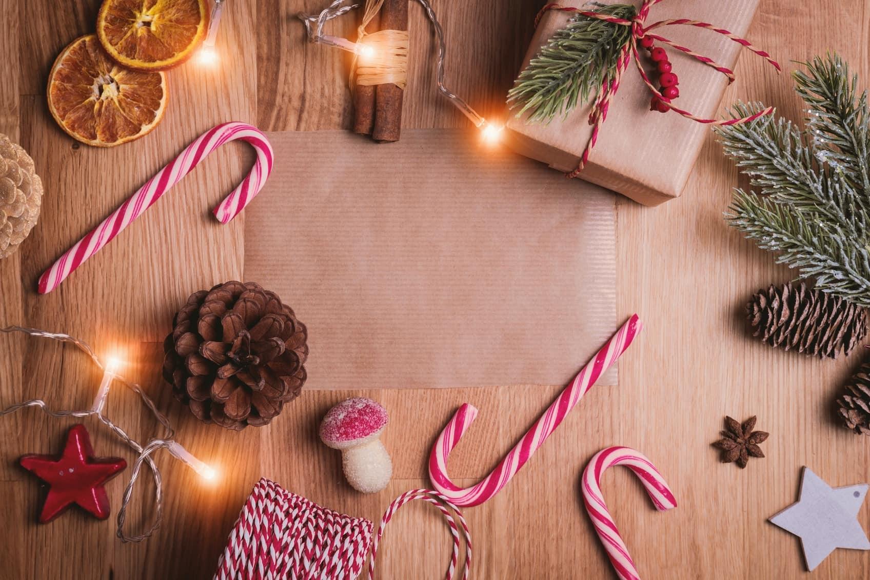 Chèque cadeau Noël : mode d'emploi