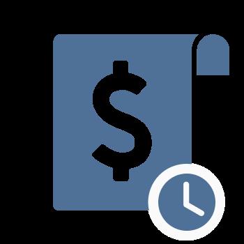Quicker spending reports