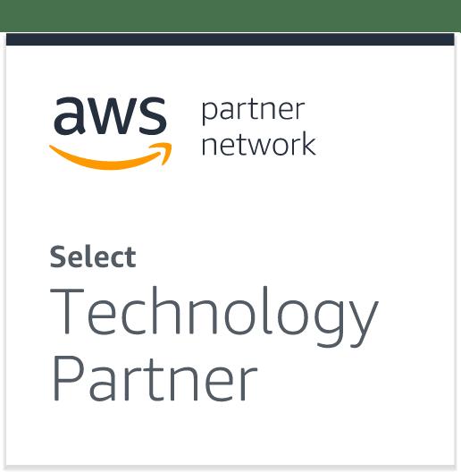 AWSテクノロジーパートナー