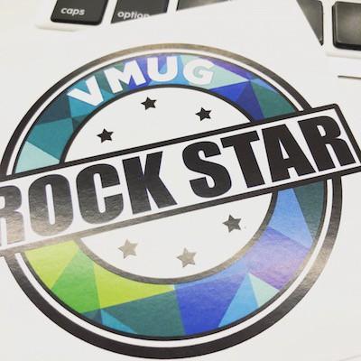 VMUGもROCK STARな何かが…