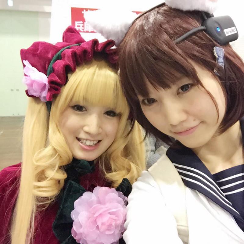 2014年12月の神戸ITフェスでどりぃと!もう3年以上経ってる…!