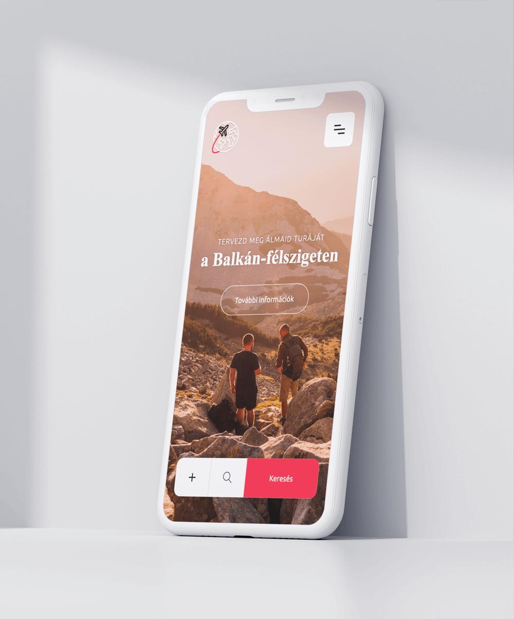 Mobilbarát webdesign