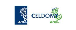 Celdomy logo