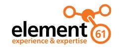 element61 logo