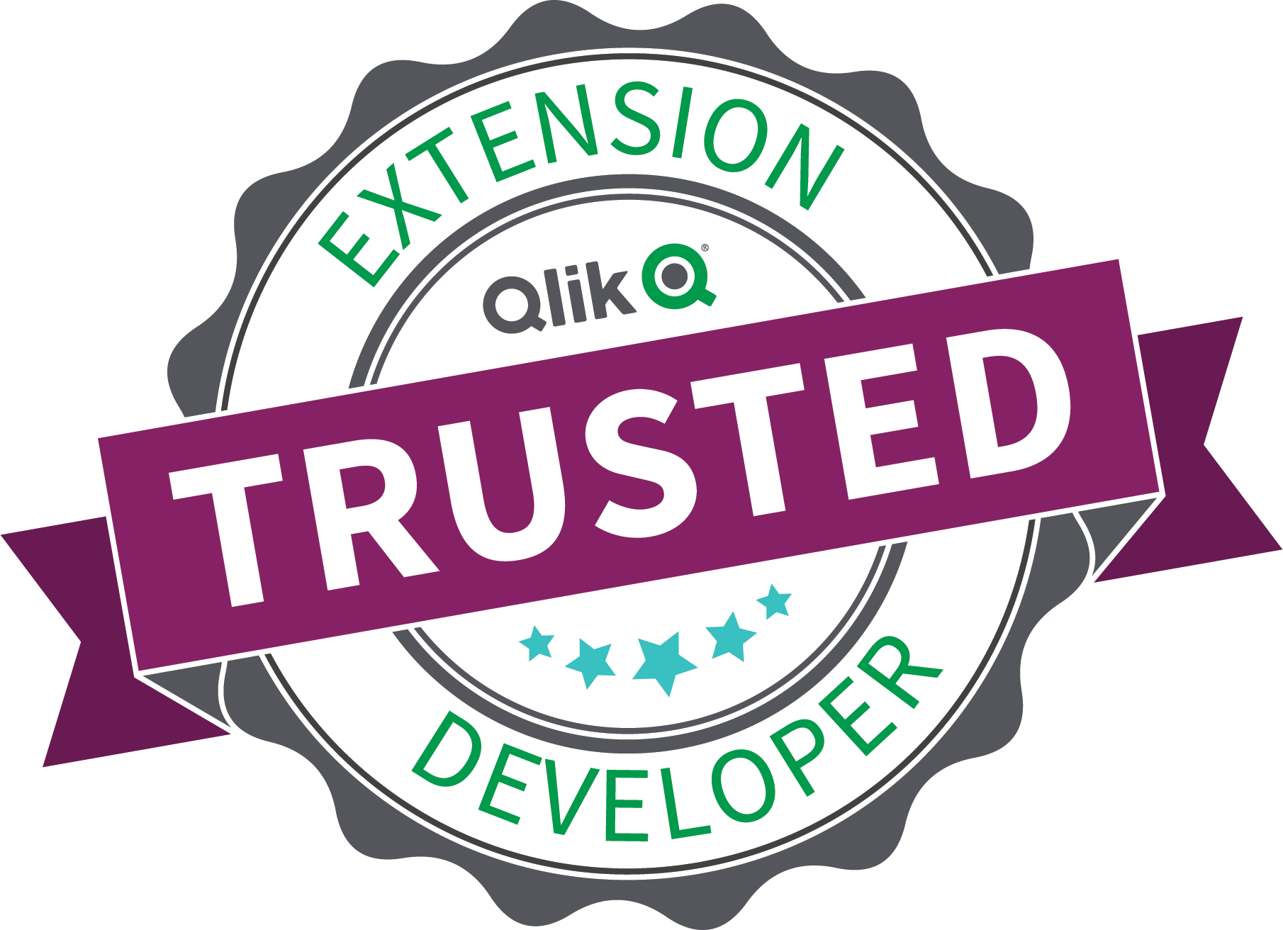 Komment is certified by Qlik