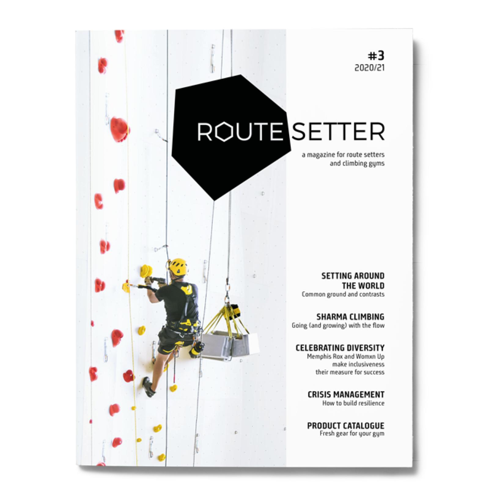 Route Setter Magazine #3