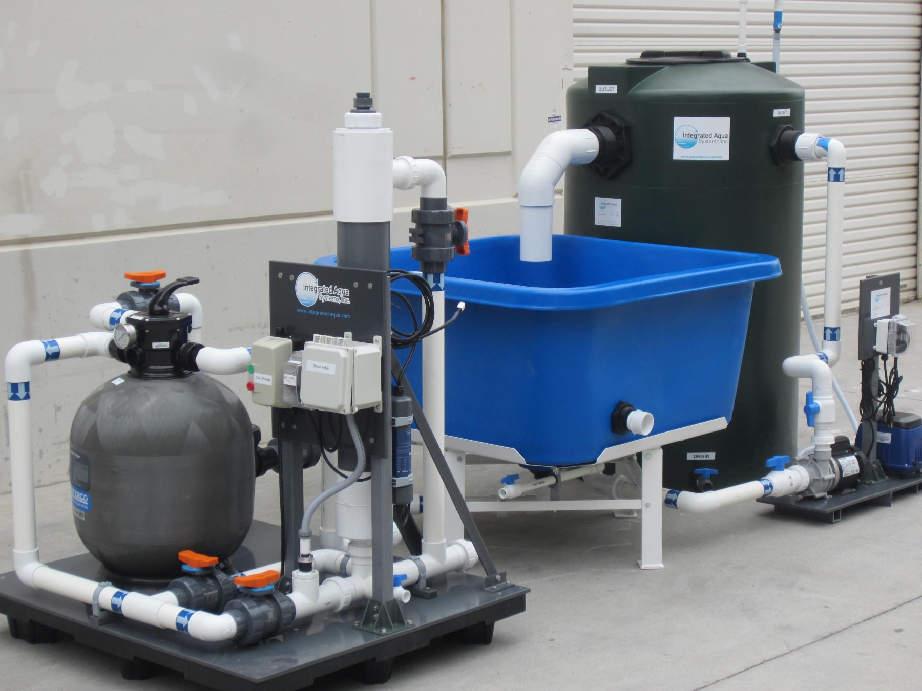 BioElement Biofilter for RAS Systems