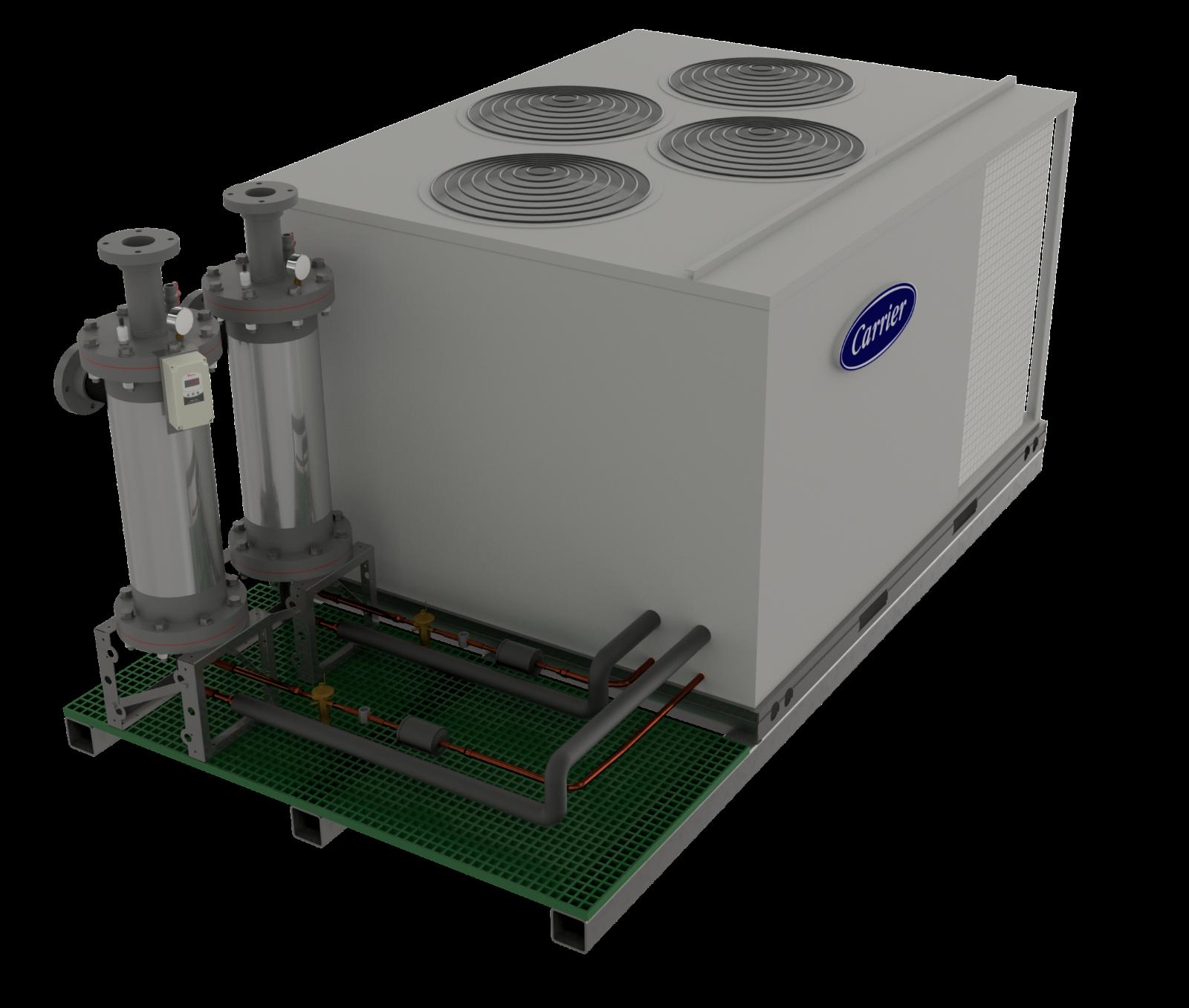 2 ton Commercial Chillers & Heat Pumps