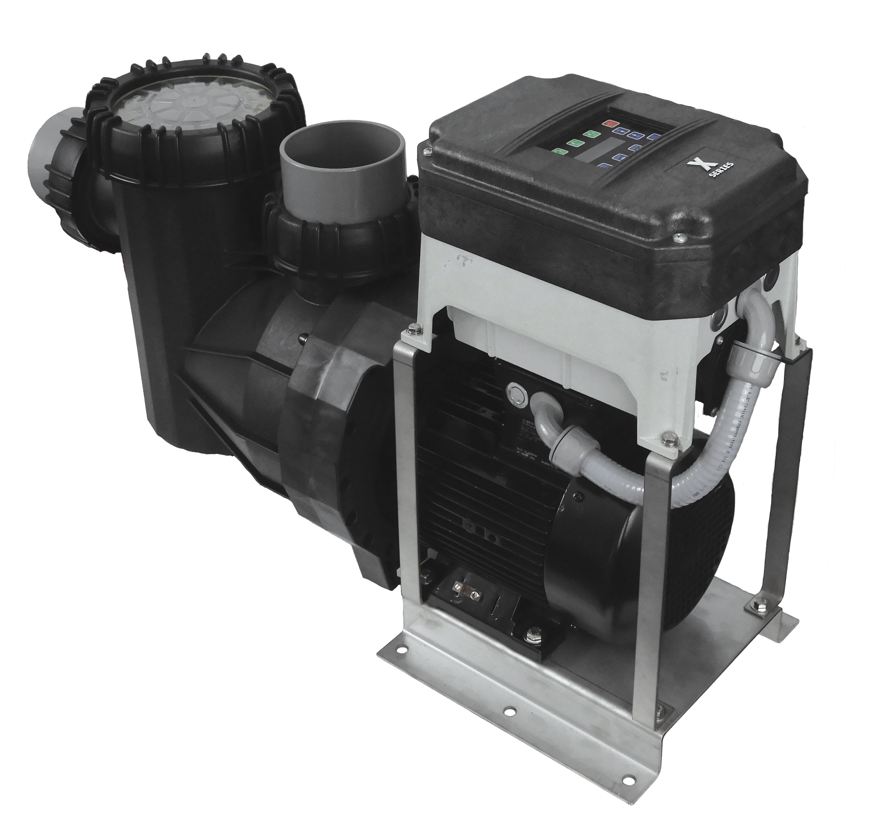 Speck Model 95 Pump with VFD