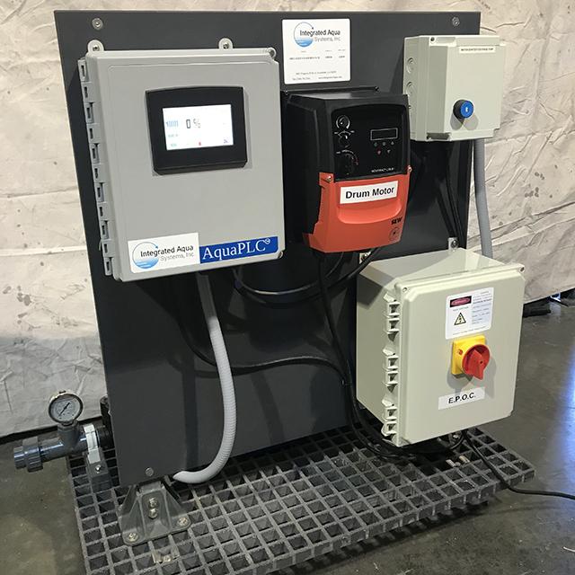 Aqua PLC Drum Filter Control System