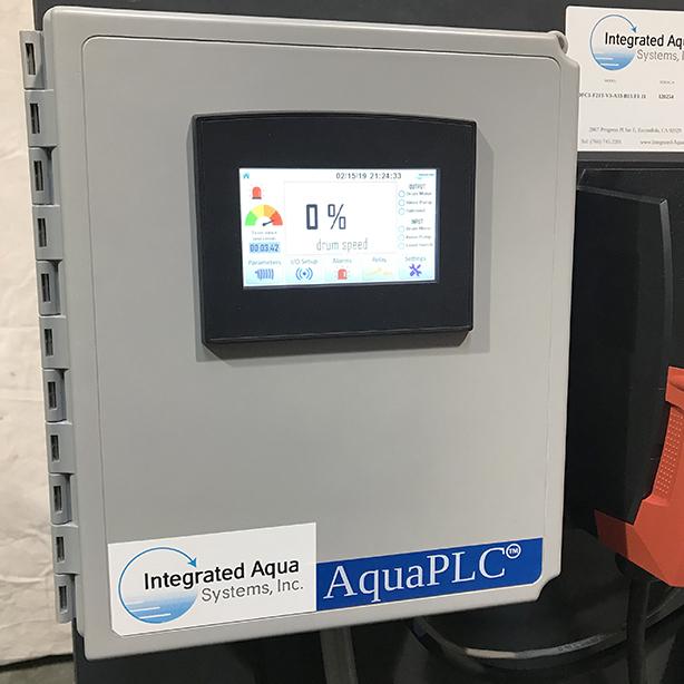 AquaPLC  Intelligent Drum Filter Controller
