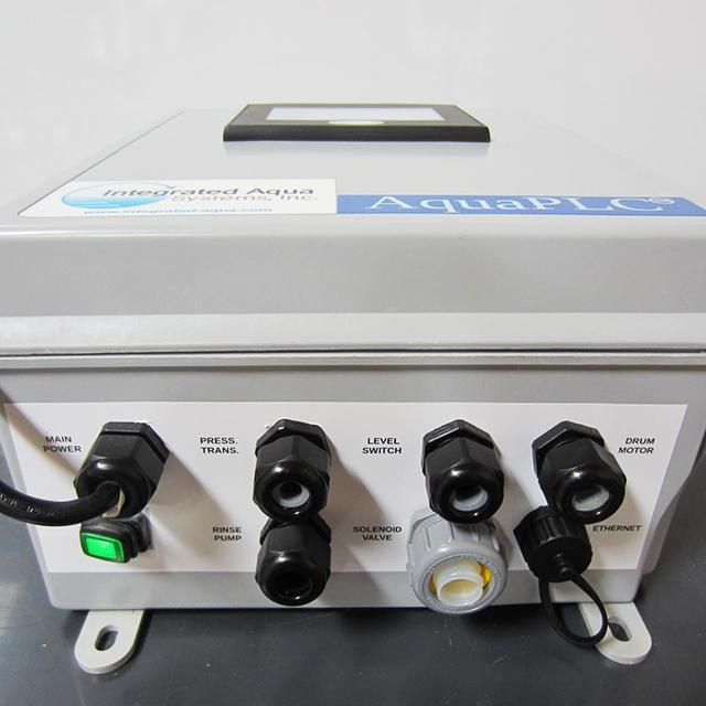 AquaPLC  Intelligent Drum Filter Controller Inputs