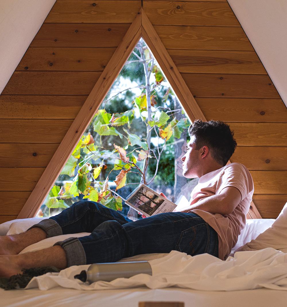 TEACAMPA reservas alojamientos en plena naturaleza