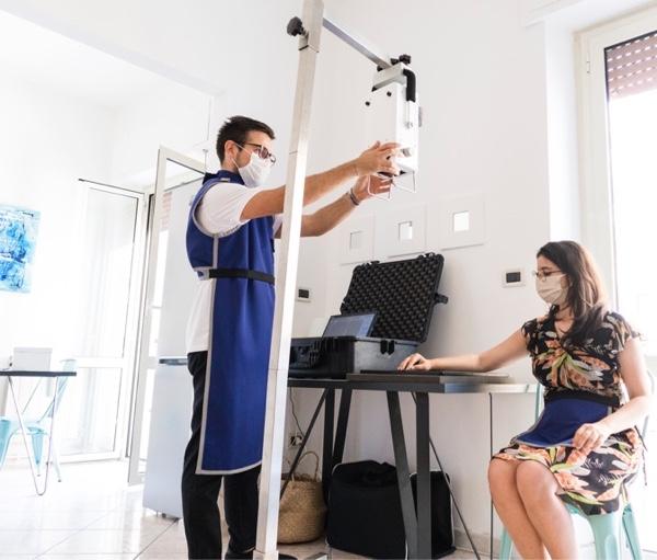 Radiologia a domicilio