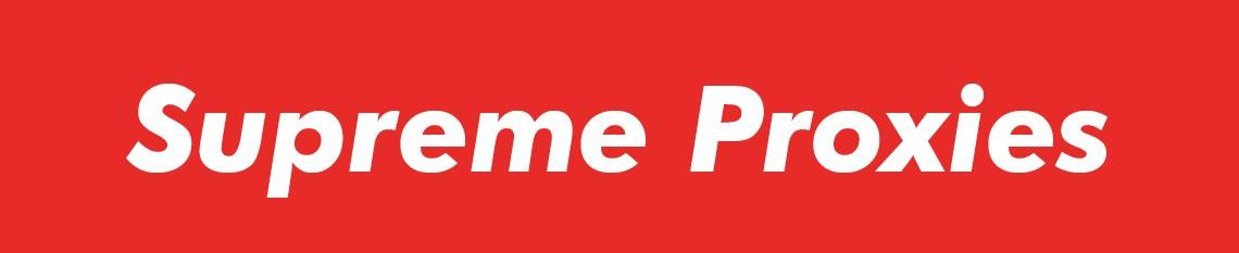 Supreme proxies logo