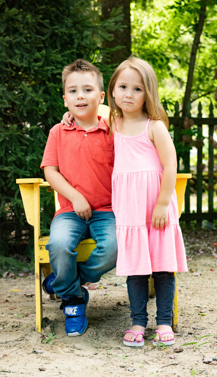 Sibling Kids Photography