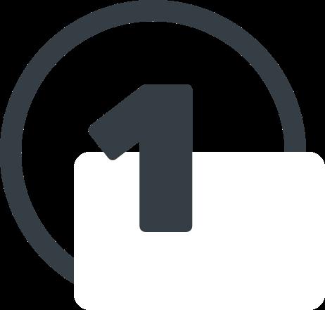 Custom decorative icon reflecting Atticus value #1 for advisors