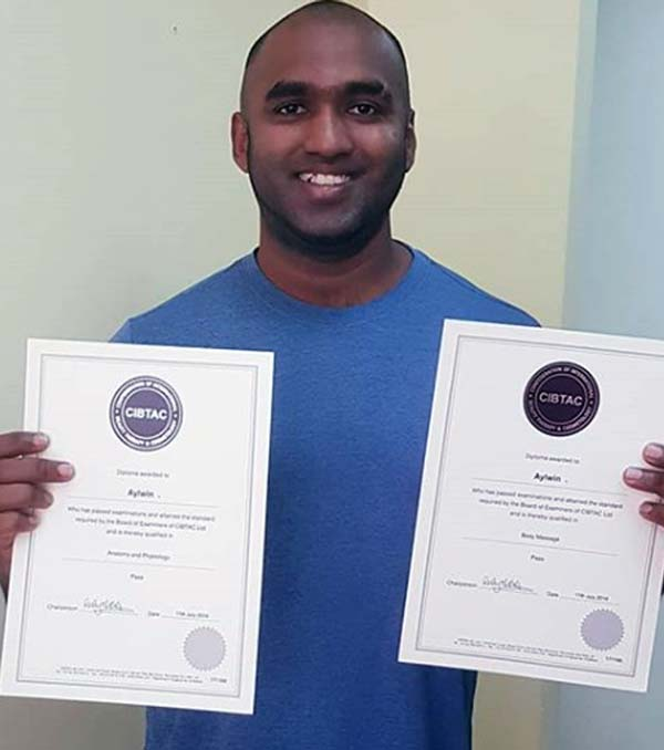 CIBTAC Certification