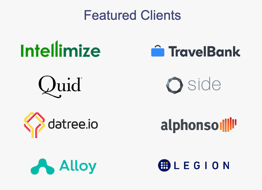 SaaSMQL featured clients