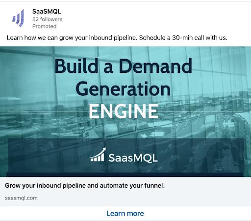SaaSMQL-LinkedIn-Ad