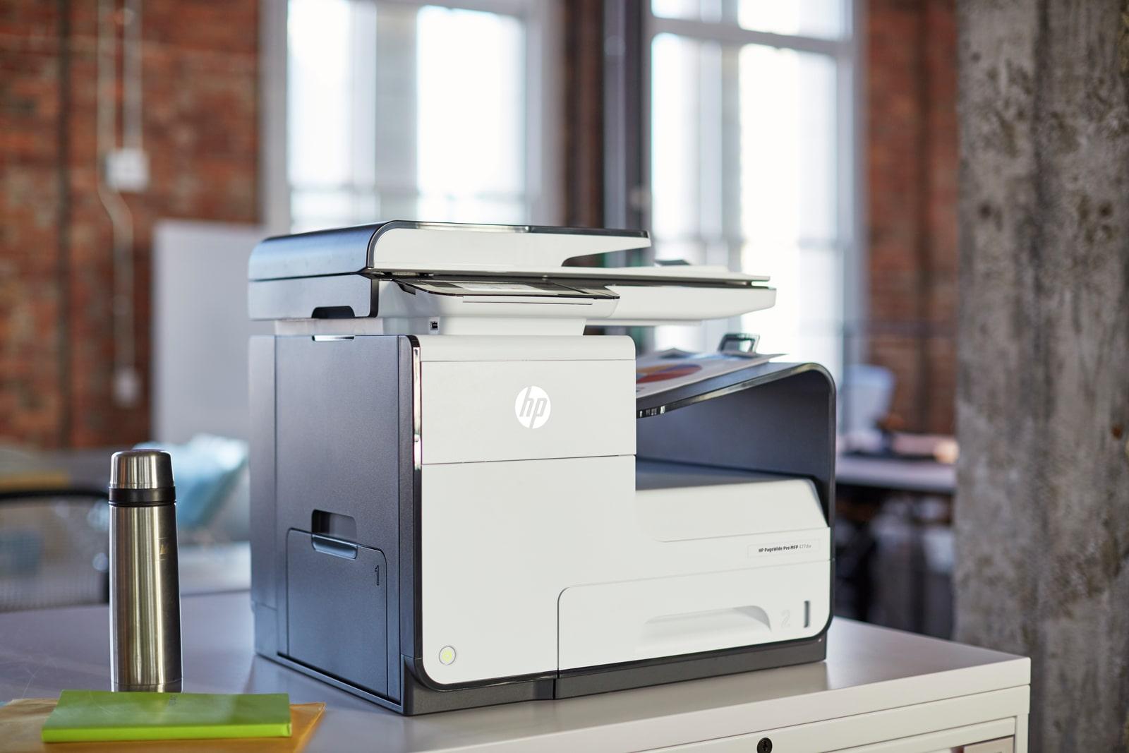 Har du den rigtige print-, scan- og kopiløsning?