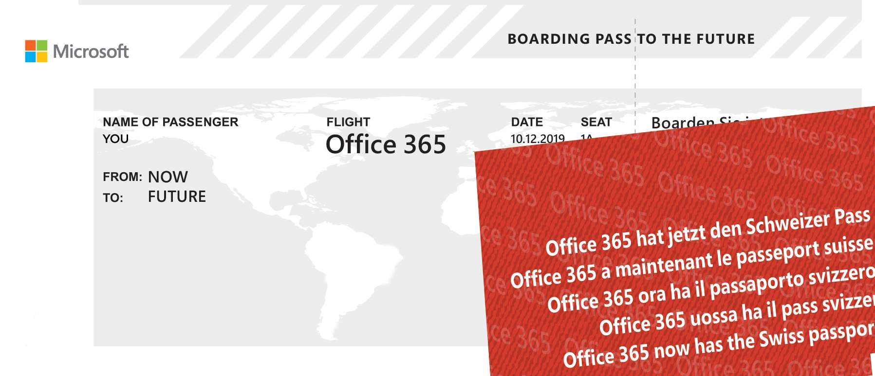 Office 365 en Suisse