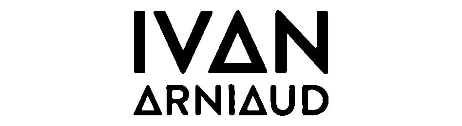 Logo salon de coiffure Ivan Arniaud